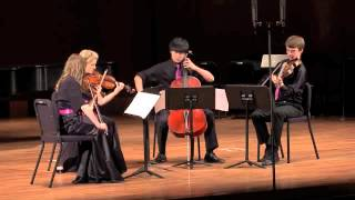 Ginastera: String Quartet No. 1, Op. 20, Movement I, Allegro violento ed agitato