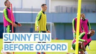 BALL SKILLS BEFORE OXFORD | Training
