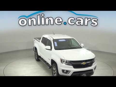 Certified Pre-Owned 2018 Chevrolet Colorado Z71