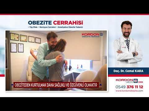 Doç. Dr. Cemal Kara - Obezite Cerrahisi