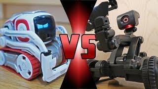ROBOT DEATH BATTLE! - Cozmo VS MEBO 2.0 - (ROBOT BATTLEBOTS WARS!)
