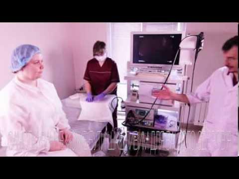 Ендоскопія -   діагностика захворювань шлунково-кишкового тракту