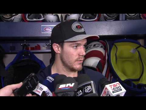 Shaw: Not out to hurt anyone, just trying to earn my ice time
