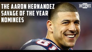 2019 Aaron Hernandez Savage of Year Award Nominees