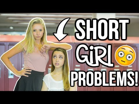 Things All Short Girls Understand!