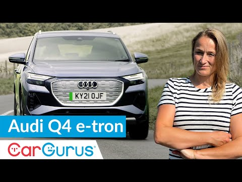 Audi Q4 e-tron 2021 Review: Another worthy electric car contender | CarGurus UK