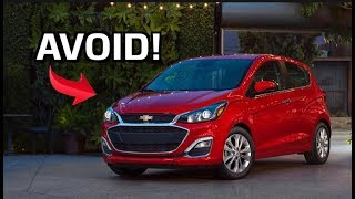 2020 Small Cars To Avoid And Better Options