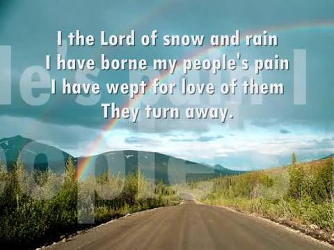 Here I am Lord with lyrics - Eric Tom - Video - 4Gswap org