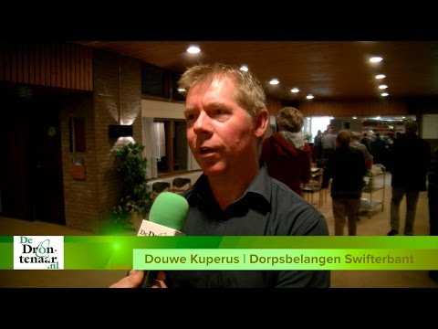 VIDEO | Sandra Nobel reddingsboei voor Dorpsbelangen Swifterbant