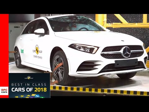 2018 Top Euro NCAP Safest Cars