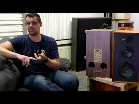 External Review Video W4_xHcvR5T4 for Wharfedale Linton Heritage Bookshelf Loudspeaker