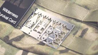 RE Factor Tactical Survival Cards - #NotAReview
