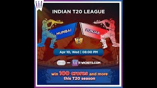MUMBAI INDIANS vs KINGS XI PUNJAB | Playing XI | Match Prediction