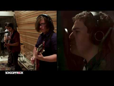 """School of Rock Students Perform """"Lateralus"""" by Tool"""