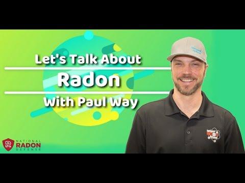 Let's Talk About Radon Ft. Paul Way | Doug Lacey's Basement Systems