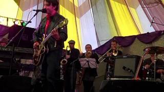 Christopher Rees - Morning Light. Live at Glastonbury Festival 2011