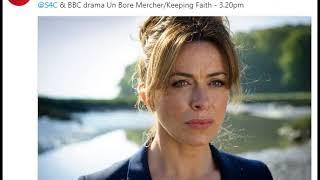 Eve Myles   BBC Radio Wales Talking Her New @S4C & BBC Drama Un Bore Mercher Keeping Faith