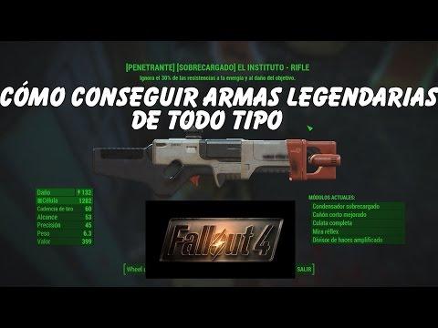 Download Video & MP3 320kbps: Fallout 4 Rifle De Clavos