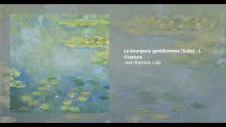 Le bourgeois gentilhomme, LWV 43