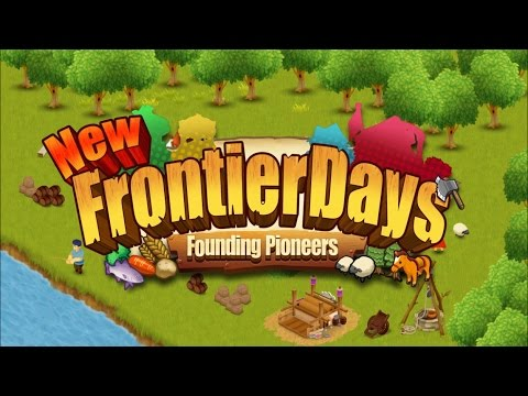 """""""New Frontier Days ~Founding Pioneers~"""" Trailer (English) thumbnail"""