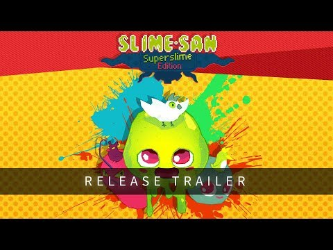 Slime-san: Superslime Edition - Release Trailer thumbnail