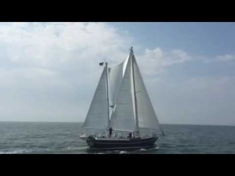 video of S&S Ketch Yankee