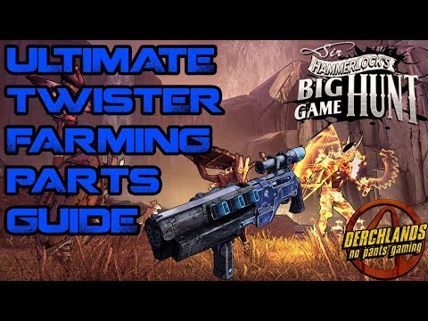 Borderlands 2 How to Get Twister Unique Shotgun DLC + How to