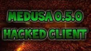 MEDUSA 0.5.0 TOP Cheat Of Minecraft :D   Медуза