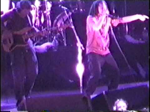 Rage Against the Machine - New Millenium Homes - Denver 1999