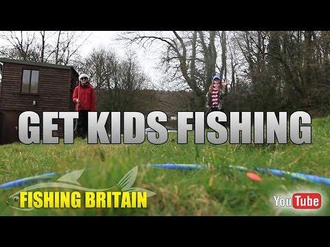 Get kids fishing