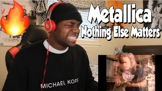 Hip Hop Head REACTS to- Metallica: Nothing Else Matters (Official Music Video)