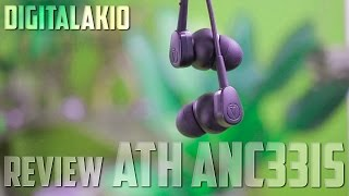 Audio Technica ATH ANC33iS