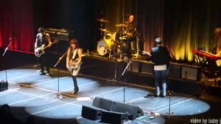 Chrissie Hynde-DARK SUNGLASSES-Live-The Masonic Auditorium-San Francisco-December 2, 2014-Pretenders