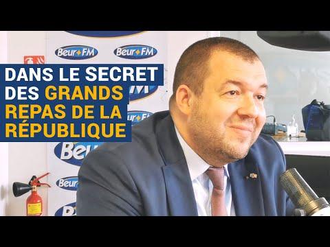 [DDT] Dans le secret des grands repas de la République - Manuel Mariani et Chef Guillaume Gomez