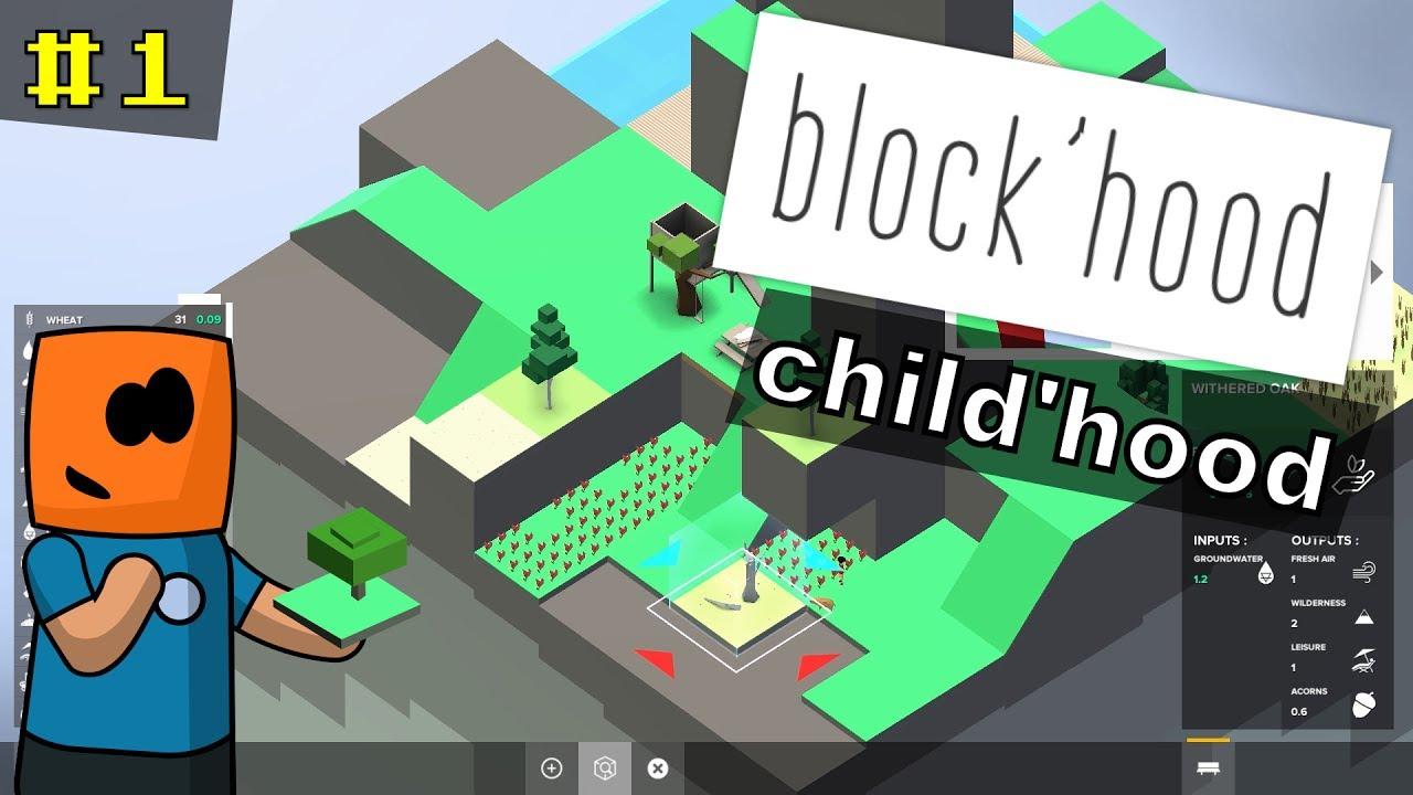 Block'Hood #1 | Child'Hood