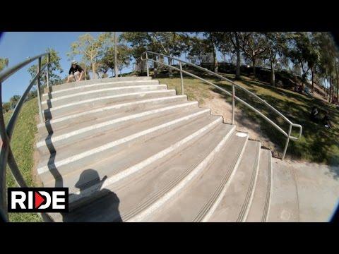 Jeff Dechesare Kick Out Double Tre 12 Stair