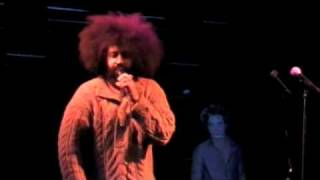 Reggie Watts - Falling For You