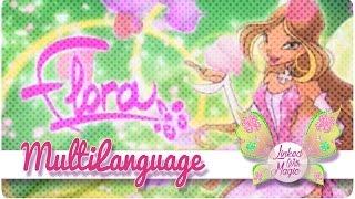 Winx Club Specials Opening Multilanguage [16 versions]