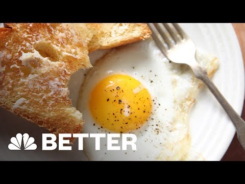 Why You Should Eat More Protein at Breakfast | Better | NBC News