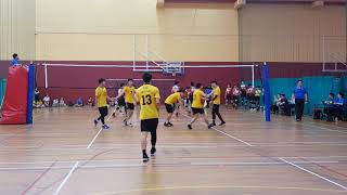 2019 A Div National QF Boys HCI vs VJC 3-2 set 4