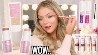 EASY EVERYDAY MAKEUP LOOK | NEW DRUGSTORE MAKEUP TESTED