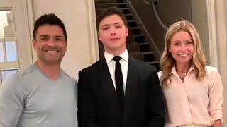 Kelly Ripa and Mark Consuelos Share Pics of Son Joaquin's PROM NIGHT!