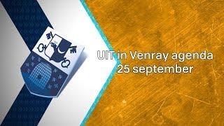 UIT in Venray agenda 25 september 2019 - Peel en Maas TV Venray