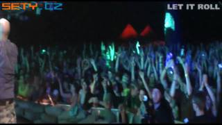 Chase & Status feat. Plan B - Pieces - Live LeT IT Roll 2009