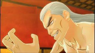 PS4銀魂乱舞#4鳳仙戦『吉原炎上篇:四本足で立つのが獣二本足と意地と見栄で立つのが男』