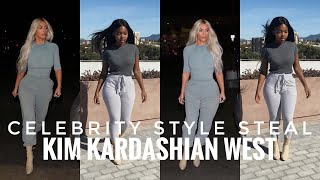 Celebrity Style Steal: KIM KARDASHIAN WEST | South African YouTuber