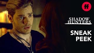 Shadowhunters Season 3, Episode 13 | Sneak Peek: Jace Wants Time Alone With Clary