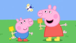 Свинка Пеппа все серии подряд 13 минут #10, Peppa Pig Russian episodes 10