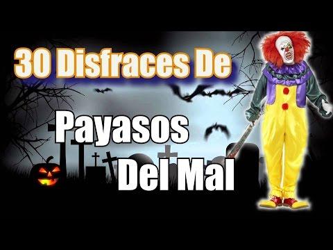 30 Disfraces De Payasos Del Mal Para Halloween