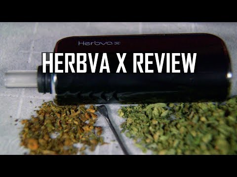 Herbva X 3-In-1 Vaporizer Review